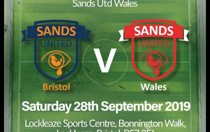 Sands United Bristol FC - Launch Game