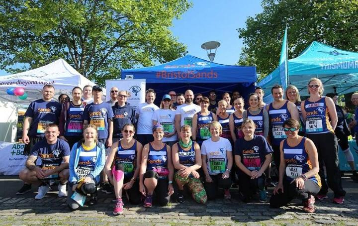 Bristol 10k - Team Bristol Sands